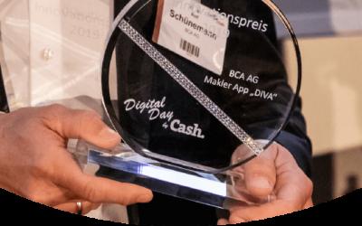 Unsere DIVA mit Innovationspreis ausgezeichnet